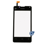 Huawei Y300 Digitizer Touchpad in black