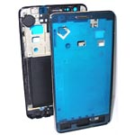 Samsung i9100 Galaxy S2 LCD Frame in Silver