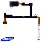 Genuine Samsung GT-I9300 Galaxy S3 Reciever Earpiece + LED + Volume Key Flex - GH59-12217A