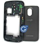 Genuine Samsung Galaxy Nexus I9250, Google Nexus 3, Galaxy X Mid frame with Battery Cover