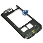 Genuine Samsung GT-I9300 Galaxy S3 Middle Cover / Chassis - Metallic Blue GH98-23341