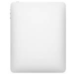 iPad 16GB Wifi version Gen Back Cover in Silver