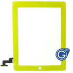 iPad 2 Digitizer Touchpad in Yellow - Replacement Part (compatible)
