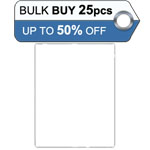 Bulk 25 pcs iPad 3, iPad 4 Mid frame white - 0.70p each