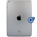 iPad 5 (Air) Back Cover Wifi Version in Gun Metal Black