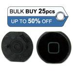 Bulk 25pcs iPad Air home button black