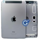 iPad Mini Retina Back Cover 4G Version in Gun Metal Black (Original)