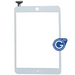 iPad mini Digitizer without IC in White - High Quality