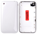 iphone 3gs 16Gb Back Cover with Chrome Bezel white