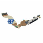 iPhone 4s charging, dock connector black  - High quality with diodes- Replacement part (compatible)
