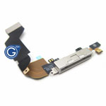 iPhone 4S charging, dock connector white - High quality with diodes- replacement part (Compatible)