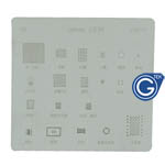 iPhone 5 BGA Plate-Replacement part (compatible)