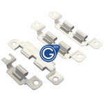 iPhone 5C Back Cover Metal Locking Plate Fasten Holder Bracket 4Pcs set