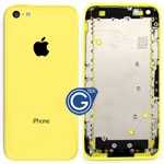 iPhone 5C Back Cover in Yellow