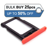 25pcs Bulk Packed iPhone 5C sim holder pink
