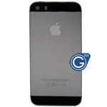 Genuine iPhone 5S Back Cover Housing in Black