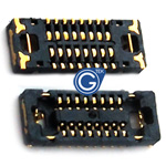 iPhone 6 Plus On board Connector for Home Button Flex