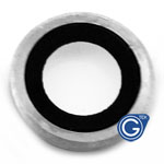 iPhone 6S Plus Back Camera Chrome Ring in Silver