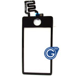 iPod Nano 7 digitizer in black- Replacement part (Compatible)