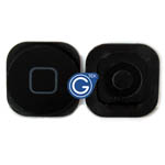 iPod Touch 5 Home Button Black