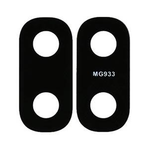 Genuine Samsung Galaxy A10 (A105F) Camera Lens Black - Part No: GH64-07410A