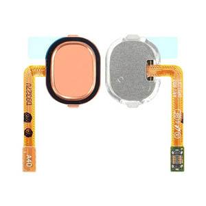 Genuine Samsung Galaxy A40 (A405F) Home Button Flex Coral - Part No: GH96-12484D