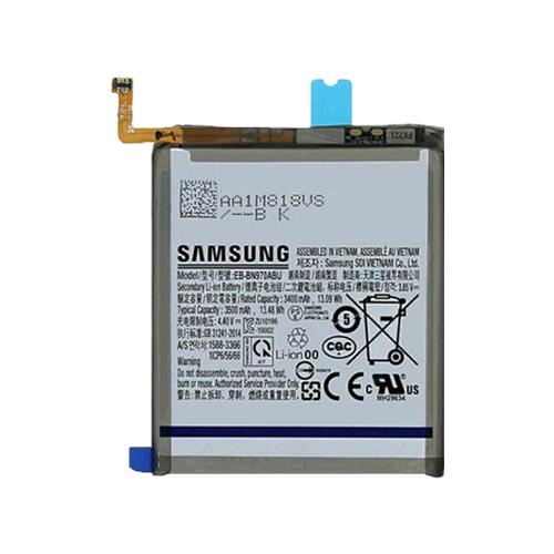 Genuine Samsung Galaxy Note 10 (SM-N970F) EB-BN970ABU 3400mAh Li-ion Battery - Part No: GH82-20813A