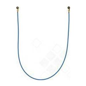 Genuine Samsung Galaxy A20, A50 Coaxial Cable Blue - Part No: GH39-01992A