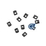 iPhone 6 Plus Bottom Screw Mount Rubber Cap - Pack of 10pcs