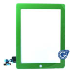 iPad 2 Digitizer Green