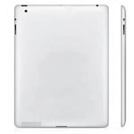 iPad 3 64GB Back Cover Assembly Wifi Version - Replacement compatible part