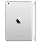 iPad Mini Back Cover Silver 4G Version