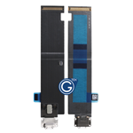 """iPad Pro 12.9"""" A1584, A1652 Charging Connector Flex in White"""