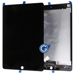 iPad Pro 9.7 Complete LCD and Touchpad Assembly in Black - Replacement part (compatible)