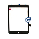 iPad 2017 9.7 Digitizer Touchpad in Black - replacement part HQ