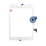 iPad 2017 9.7 Digitizer Touchpad in White - replacement part HQ