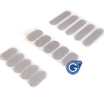 iPhone 3G 3GS iPhone 3G Ear Microphone and Speaker Dust Mesh Set (3pcs)