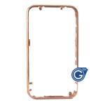 iPhone 3G 3GS rose gold bezel