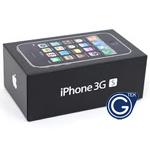 iPhone 3GS Original Mobile Phone Box - Black