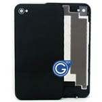iphone 4 battery cover with diamond logo in black