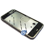 iPhone 4 centre frame assembly silver -Replacement part (compatible)