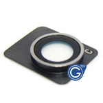 iphone 4s camera chrome ring- Replacement part (compatible)