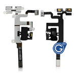 iPhone 4S Earphone flex black - replacement compatible part