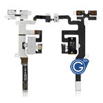iPhone 4s earphone flex white- Replacement part (compatible)