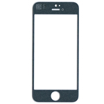 iPhone 5S, SE front Glass/Lens in black