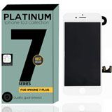 iPhone 7 plus Platinum lcd 5.5-inch LED-backlit IPS Lcd in White, 1920 x 1080