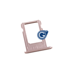 iPhone SE Sim Holder Tray in Rose Gold