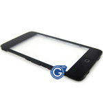 iPod Touch 3rd Generation Digitizer with Mid frame complete-  (compatible part)