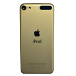 Genuine Apple iPod Touch 6th Generation Rear Housing in Gold - Model: A1574 (Grade C)