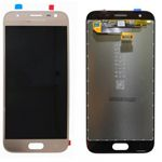 Genuine Samsung Galaxy J330, j3 Pro (2017), J330F lcd and touchpad in Gold - P/N:GH96-10990A